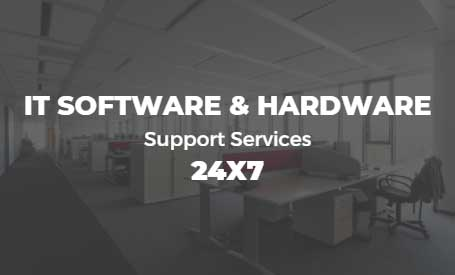 IT Software Hardware Support 24x7